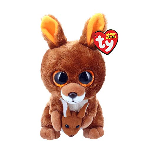Ty Beanie Babies Boos 37226 Kipper The Kangaroo