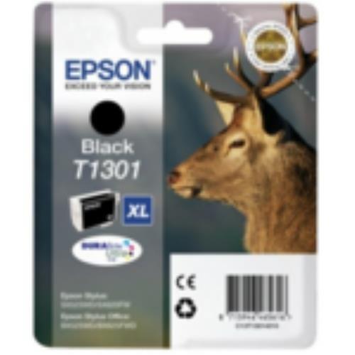 Epson T1301 - cartuchos de tinta - 1 de diseño de impresión de - figuras de - de Stylus Office BX630, BX635, BX935; WorkForce wf-3010, 3520, 3530, 3540, 7015, 7515, 7525