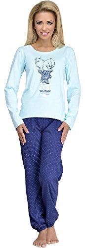Merry Style Pijama para Mujer 965
