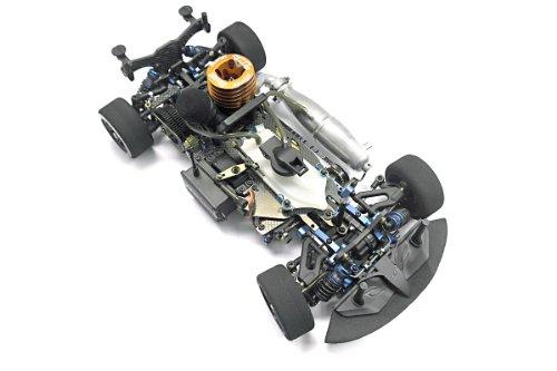 RC Auto kaufen Rennwagen Bild 3: KM-Racing 31301000 Ferngesteuertes RC Auto KM K1 Meen Version GP Scale On-Road Wettbewerbsfahrzeug M1:10*