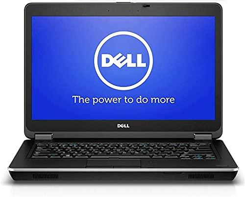 Dell Latitude E6440 14in Laptop, Core i5-4300M 2.6GHz, 8GB Ram, 256GB SSD, DVDRW, Windows 10 Pro 64bit (Renewed)