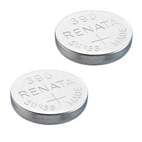 2x Renata Reloj Pila - Hecho En Suiza - Todas Los Tamaños - óxido de plata renata Baterías -...