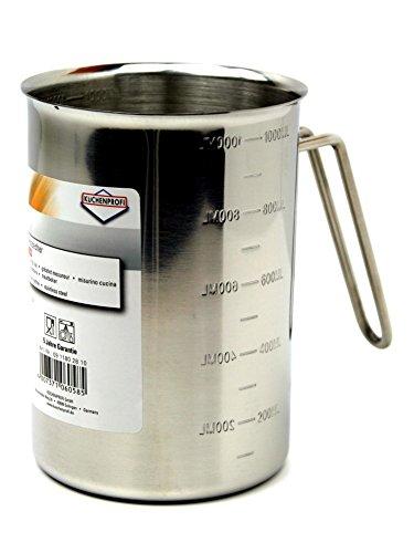 Küchenprofi 0911802810 jarra medidora con mango, 1 L