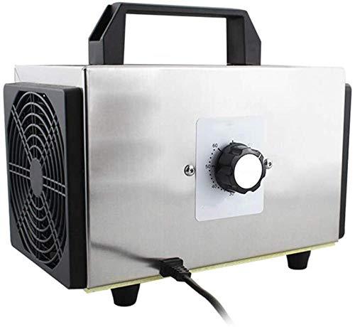 O₃ Generatorreiniger & Haushaltsozongenerator Heimgebrauch Formaldehydentferner Auto Ozondesinfektion Luftsterilisation Ozonmaschine Ozonator