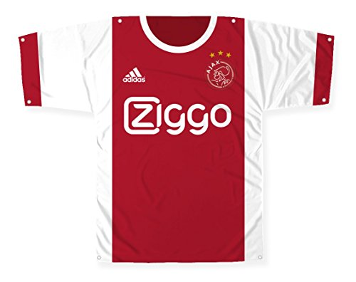 Ajax Jersey-Shaped Vlag