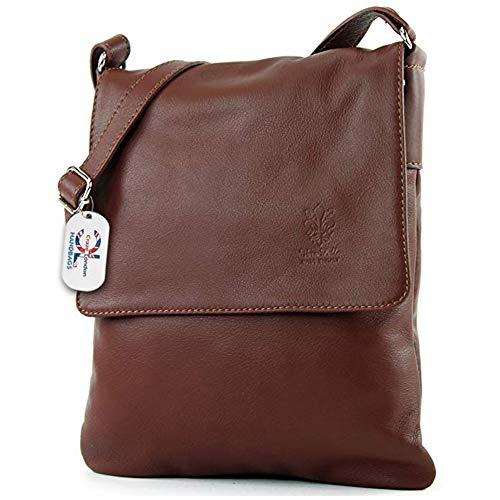 SALE SALE Genuine Italian Leather Verapelle Cross body Messenger Bag/Womens...