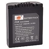 CGR-S006E DSTE Batería de Repuesto Compatible con S006E,CGR