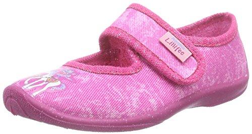 Prinzessin Lillifee Mädchen 230238 Flache Hausschuhe, Pink (Rosa), 27 EU