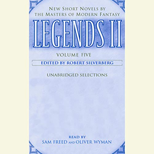 Legends II: Volume V Titelbild