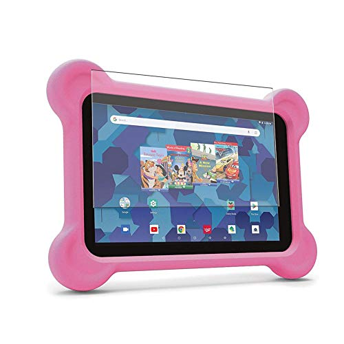 """Puccy 3 Pack Screen Protector Film, compatible with RCA Kids Disney Tablet 8"""" TPU Guard ( Not Tempered Glass Protectors )"""