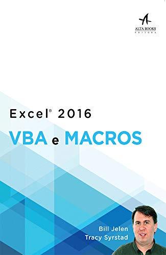 Excel 2016: VBA e Macros