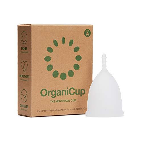 Copa menstrual OrganiCup...