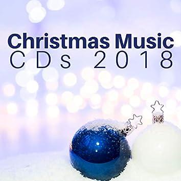 Christmas Music CDs 2018 - Relaxing Instrumental Xmas Music
