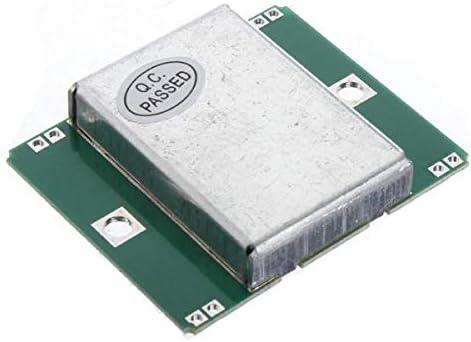 FORETTY FF521 3pcs Microondas Doppler X-Band Sensor de Radar Módulo de Radio Velocidad de Movimiento Componente
