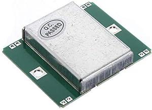 $37 » ZJYSM 3Pcs Microwave Doppler X-Band Radar Sensor Radio Module Motion Speed