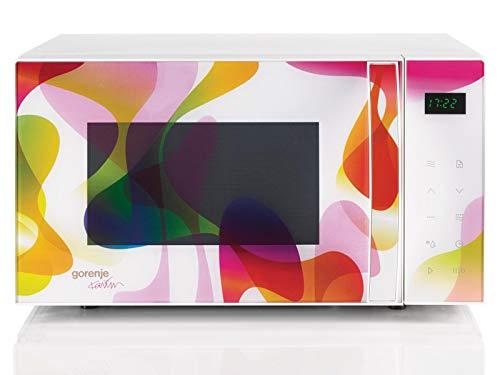 Gorenje MO 20 KARIM Stand-Mikrowelle Multicolor Bunt mit Grill Mikrowellengerät