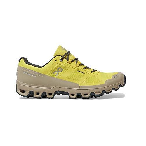 On Running Cloudventure Waterproof Jaune - - Mustard Shadow, 11.5