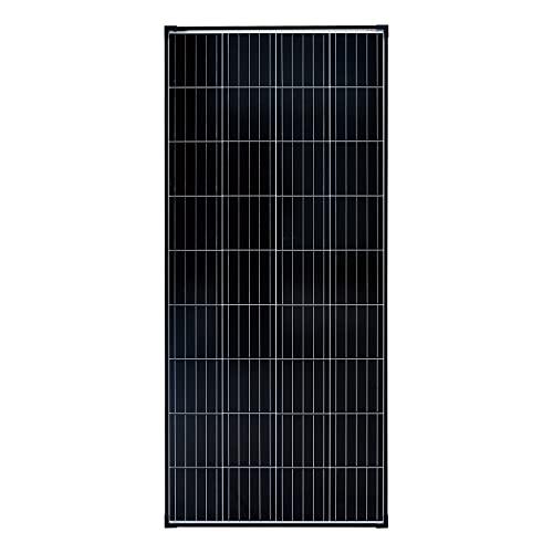 Enjoy solar® Mono Panneau solaire monocristallin 12V...