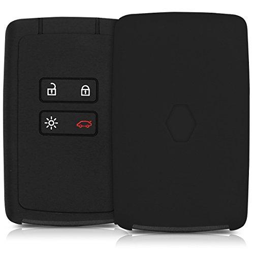 bester der welt Die Kwmobile-Autoschlüsselabdeckung ist mit den 4-Tasten-Smart-Autoschlüsseln von Renault kompatibel (nur ohne Schlüssel… 2021