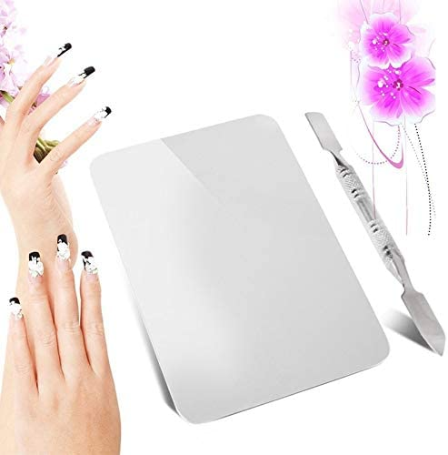 Nail Files Manufacturer regenerated product Bufers 1 Set Steel Stainless Palette Cosmetic Los Angeles Mall Makeup
