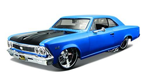 Maisto 31333 - Pro-Rodz Chevrolet Chevelle 66 1:24