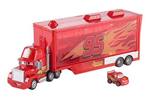 Disney Cars Mini Racers, Trailer Transpotador