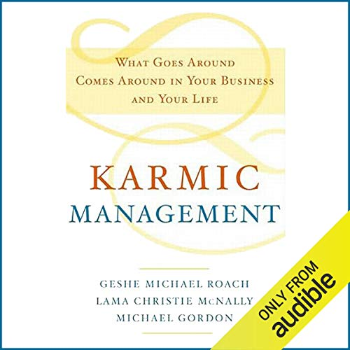 Karmic Management cover art