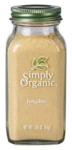 Simply Organic, Jengibre En Polvo, 46 Gr.