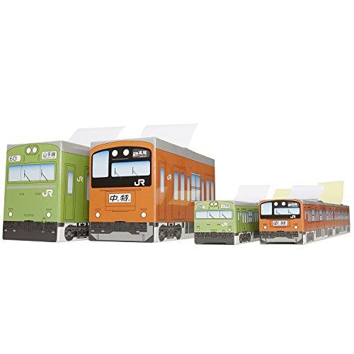 『3M スリーエム 付箋 JR東日本商品化許諾済 ふせん 中央線 Amazon-JR04』の6枚目の画像