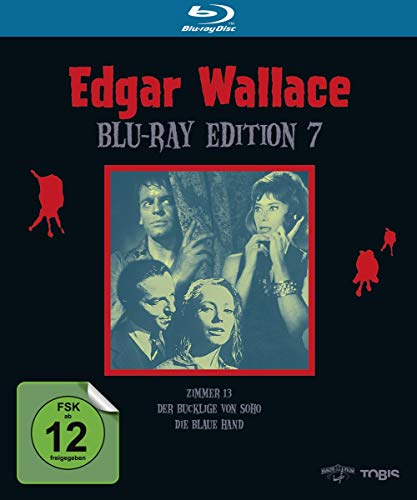 Edgar Wallace Edition 7 [Blu-ray]