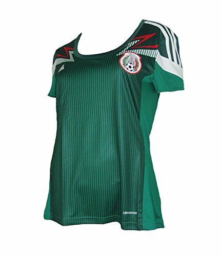 Adidas Mexiko Trikot Home 2014/15Größe Damen Größe L