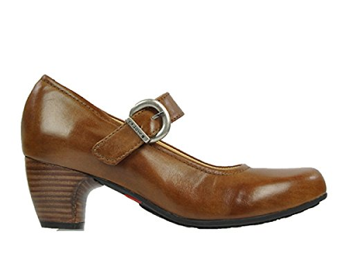Wolky damesschoenen Pump Connor Cognac 3725343