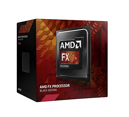 AMD FD832EWMHKBOX FX-8320E 8 Core CPU Processor AM3+ 4000Mhz 95W 16MB FD8370EWHKBOX