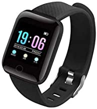 esportic ntelligent Smart Waterproof Activity Tracker   Fitness Band Mobile Phones Steps,Calorie Counter,BP, Heart Rate Mo...