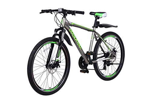 Cockatoo CBC-06 Series 26T & 21 Speed Aluminium Mountain Bike,Cycle(2 Year Warranty)