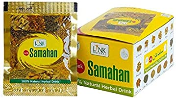 Samahan 60 Sachets Onmiddellijke levering
