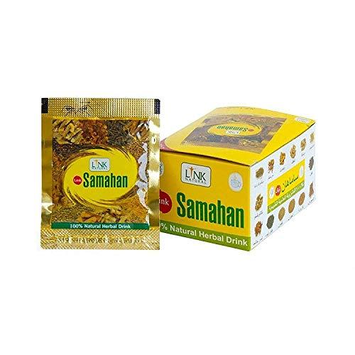 Ceylon Ayurveda Ayurveda Kräutertee, 100 % natürliches Getränk, Samahan, 100 Stück