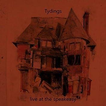 Live at the Speakeasy