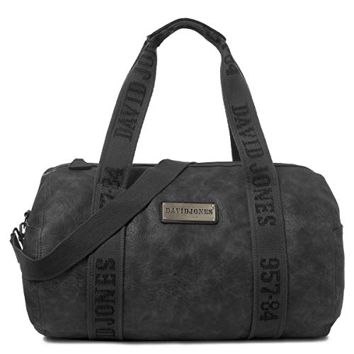 David Jones - Sac Polochon Grand Fourre-Tout - Sac à...