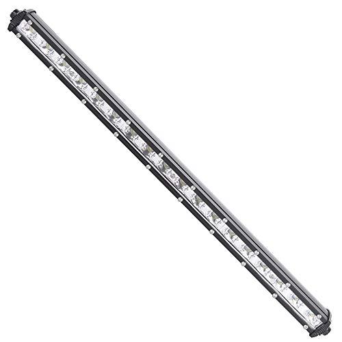 Kraumi LED Arbeitsscheinwerfer, 54W LED Offroad Zusatzscheinwerfer 12V 24V Scheinwerfer 6000K IP67 Wasserdicht Rückfahrscheinwerfer für Trecker KFZ Bagger SUV, UTV, ATV