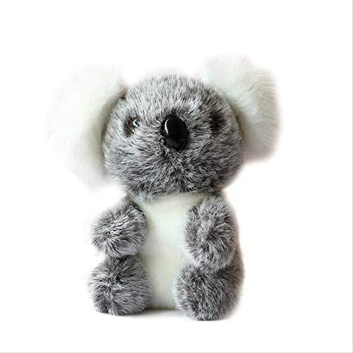 Yubingqin Kawaii Mini Koala Juguetes de peluche de 18 cm, suave oso de koala australiano de peluche de animales de peluche, muñecas para niños y niñas