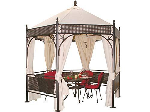 Vorhang-Set für Pavillon Romeo Romantik (6 Seiten)