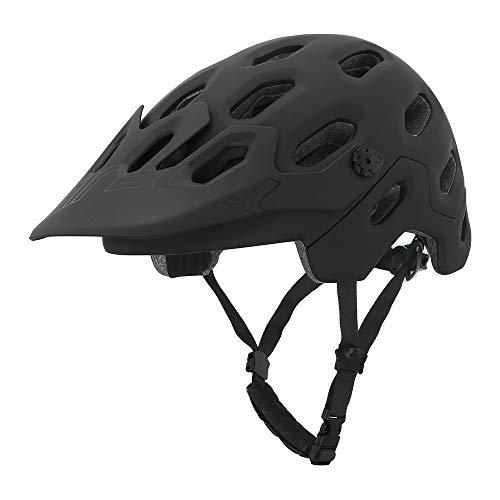 Casco de bicicleta Crash MTB Casco de ciclismo de carretera ultraligero transpirable...