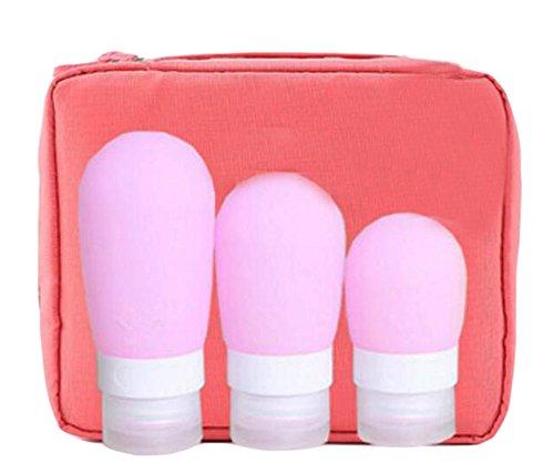 Exquis cosmétiques bouteilles Bouteille d'applicateur-16(Ensemble de quatre)