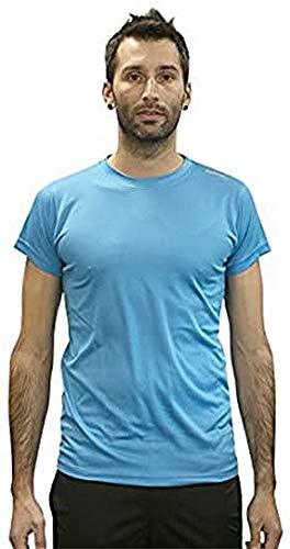 Softee Equipment Tecnic T-Shirt, Homme L Blanc