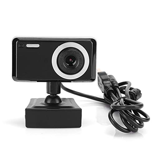 640 x 480 hochauflösende Digitale PC-Kamera, treiberfreies USB-Clip-On-Webcame, integriertes digitales Mikrofon-Webcame für Laptop-Notebook-Desktop-Computer