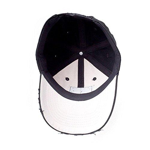 Bioworld Far Cry 5 Emblem Logo Patch Curved Bill Cap Casquette de Baseball, Noir (Noir Noir), Taille Unique Mixte