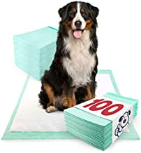 ValuePad Plus Puppy Pads, Extra Large 28x36 Inch, 100 Count - Premium Pee Pads for Dogs, Tear Resistant, Super Absorbent Polymer Gel Core, 5-Layer Design