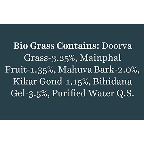 Biotique Bio Wild Grass A Soothing After Shave Gel For Men, 120Ml