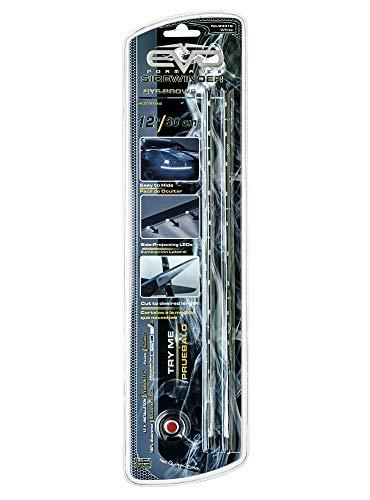 BANDE LED FEUX DE POSITION 30CM - 6500K BLANC PURE - 2PCS